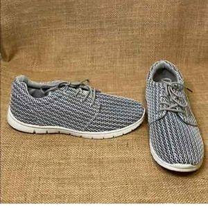 Alpine Swiss Killian Mesh Sneakers grey